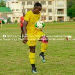Obed Owusu,four others on transfer list at Kotoko