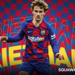 Barcelona sign Antoine Griezman from Athletico Madrid