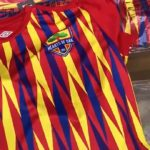 Hearts of Oak tease attention ahead of big Umbro kit launch