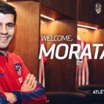 Alvaro Morata seals permanent move to Athletico Madrid