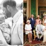Archie christening photos: Meghan Markle and Prince Harry share official photos