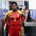 Neglected:Black Queens striker Sandra Owusu Ansah needs GH S 20,000 for urgent knee surgery