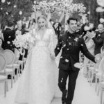 Sophie Turner & Joe Jonas share first photo from their official wedding