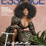 "Teyana Taylor is ""A New Kind Of Boss"" covering Essence's Latest Issue"