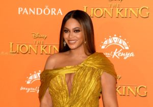 "VIDEO: The Lion King Soundtrack is ""a love letter to Africa,"" says Beyoncé"