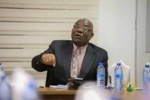Boakye Agyarko slams Prof Opoku-Agyemang over Free SHS criticism