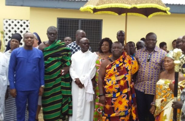 Bryan Acheampong legacy project to cater for pregnant women, nursing mothers