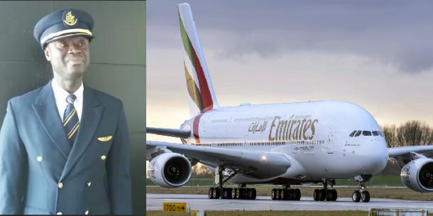Ghanaian pilot Captain Quainoo adjudgedBALAFO West Africa Aviation Man of the Year