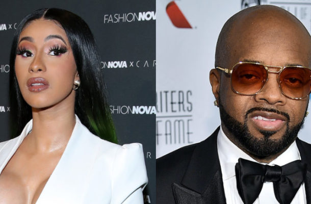 Jermaine Dupri blasts female rappers, says they are like 'Strippers Rapping'; Cardi B responds