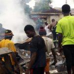 Violent clash at Asawasi: 9 butchered, several houses burnt