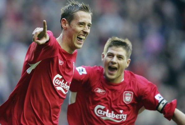 Former Liverpool striker Peter Crouch retires
