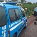 HORRIFIC: Pregnant woman burnt to death fatal car crash