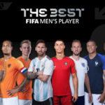 Liverpool trio,Messi, Ronaldo compete for Fifa best player award