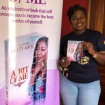 Gifty Anti launches first book