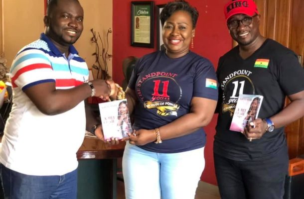 Gifty Anti's 'A Bit Of Me' makes big sales after dedication