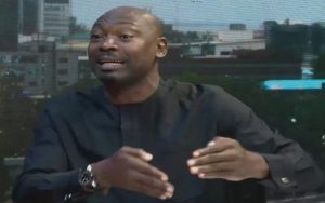 VIDEO: Stop your 'nonsense' and learn from the Ghanaian President - Nollywood actor blatantly slams Nigerian gov't