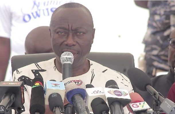EXPOSED: Akufo-Addo sneaks in sacked GMA boss; appoints him GRA board chair