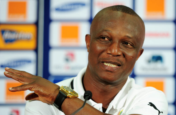We'll write a third letter to the GFA before taking the next step - Coach Kwasi Appiah's spokesperson