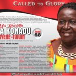 Peace FM's Maa Afia Konadu goes home today