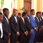 Madagascar AFCON team knighted by President Andry Rajoelina