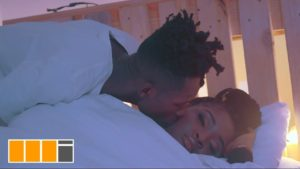 VIDEO: Strongman dedicates new song to pregnant girlfriend; features her in video