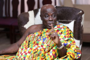 Remove all alien shrines in Akyem Abuakwa - Okyenhene orders
