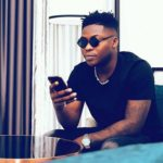Reekado Banks reacts after he was embarrassed on live TV over sex