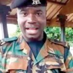 #Dropthatchamber: Soldier sentenced to 90 days in guardroom, stripped off rank