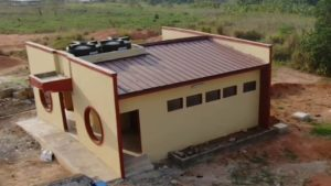 Gov't erecting ultra-modern health, toilet facilities in 10 regions