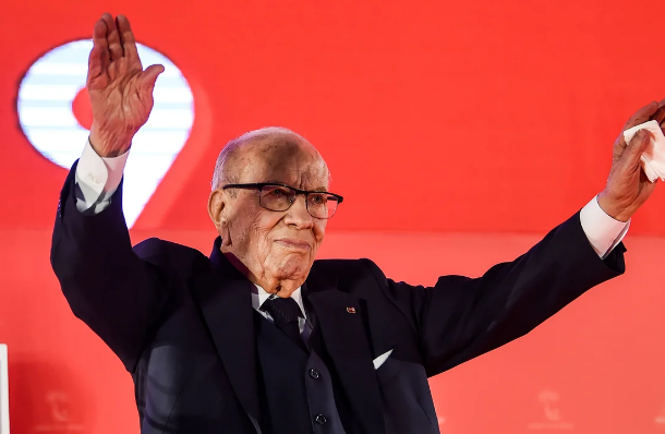Oldest sitting president in the world dies at 92