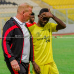 Kotoko maestro Jordan Opoku courts support for newly appointed skipper Felix Annan
