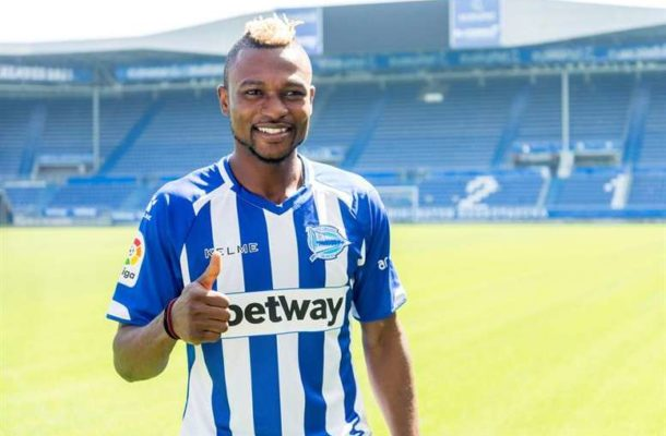 EXCLUSIVE: Three Turkish clubs interested in Deportivo Alaves flop Patrick Twumasi
