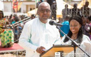 Mahama started Free SHS in 2015/2016 Academic Year - Anim Piesie