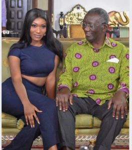 VIDEO: I did not chose that dress - Wendy Shay speaks on her dressing to ex-prez Kufuor's house