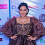 """PHOTOS: Check out Juliet Ibrahim's stylish look for her """"A Toast To Life"""" book launch"""