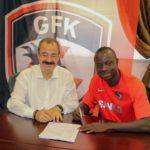 Ghana midfielder Rahman Chibsah joins Turkish side Gaziantep FK