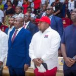 NPP National Youth Wing thanks Bawumia over The TESCON Seminar and 20th Anniversary Launch