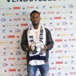 Solomon Safo-Taylor completes transfer to Danish side Vendsyssel FF