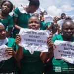 MOH disappointed in trainee nurses over 'JM WE BEG' demo- Dir.Human Resource