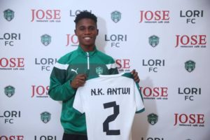 French giants Lille sign Ghana U20 star Kwame Antwi