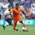 Christian Atsu hails 'amazing' Newcastle fans after Tottenham win