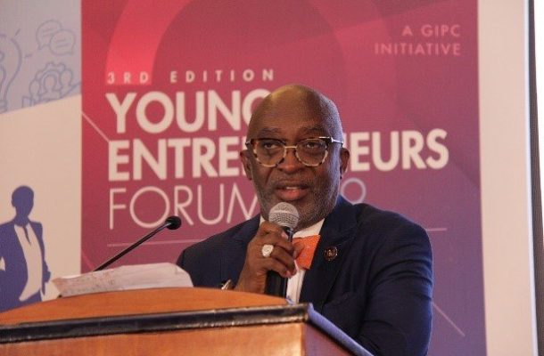 GIPC urges young entrepreneurs to take advantage of govt's interventions
