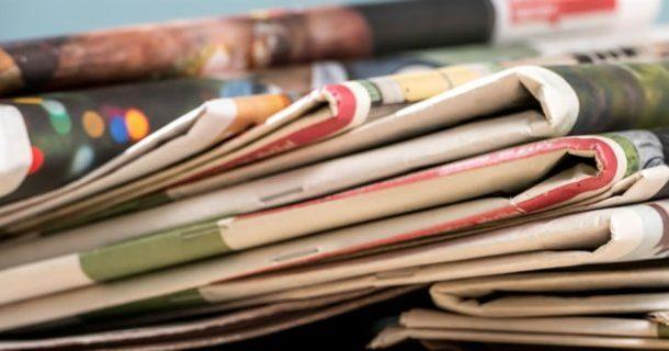 Newspaper headlines: Tuesday, August 13, 2019