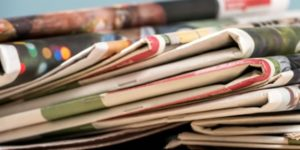 Newspaper headlines: Friday, August 16, 2019