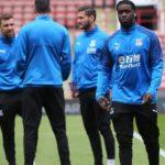 Schlupp urges Crystal Palace teammates to switch focus to Man Utd