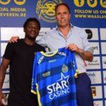 Ghana winger Thomas Agyepong joins Waasland-Beveren on loan