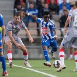 Evans Mensah suffers Champions League elimination with HJK Helsinki