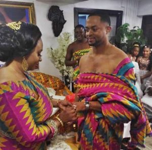 PHOTOS: Procurement Minister, Adwoa Safo marries in private ceremony
