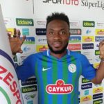 Joseph Attamah Larweh joins Turkish side Caykur Rizespor on loan