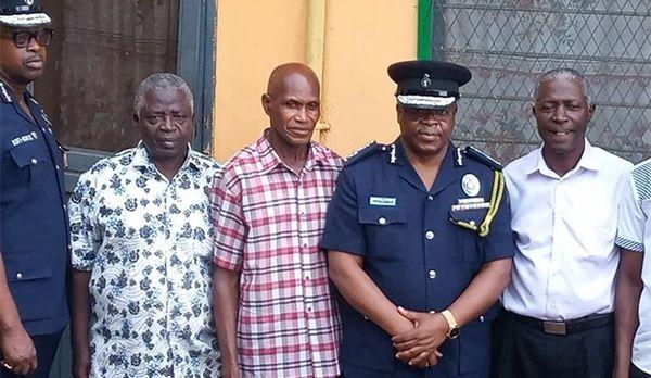 IGP visits families of Takoradi missing girls